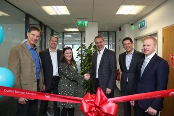 Maxim Integrated opens new Design Centre in Dublin