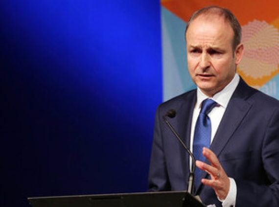 Fianna Fail sees no new government for at least a month