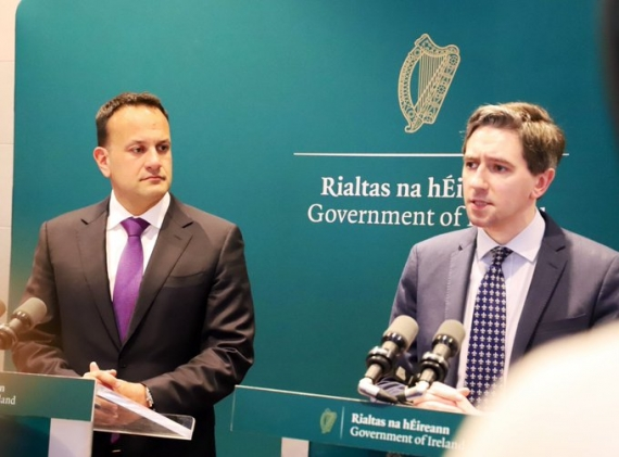 Ireland tightens coronavirus restrictions and boosts rescue package