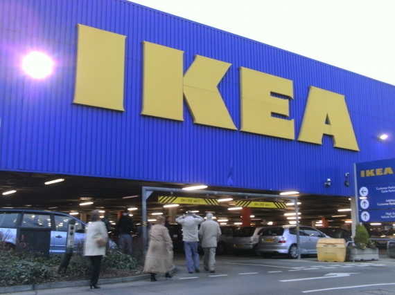 IKEA aims to start reopening stores in Europe in May