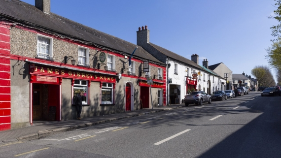 Bar | Old Street Restaurant Malahide County Dublin