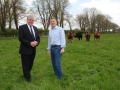 Minister Launches New Organic Farming Scheme