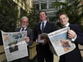 New figures show optimism for the Irish print media