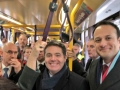 Taoiseach welcomes extension of Luas Green Line