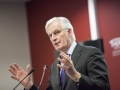 Barnier open to possibility of 1 year extension to Brexit transition