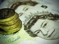 Sterling slides to two-month low