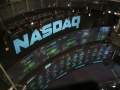 Nasdaq eyes record high after strong tech earnings