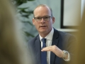 Coveney says new British PM will not get better Brexit deal