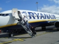Ryanair expects no disruption to Irish and UK schedules