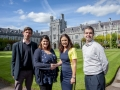 UCC launch scholarship to help promote women in top roles