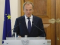 Tusk says time is nearly up on brexit deal though agreement is still possible