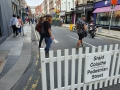 Work begins to pedestrianise streets in Dublin city-centre